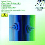 Göteborgs Symfoniker Grieg: Peer Gynt Suites Nos.1 & 2/Lyric Suite/Sigurd Jorsalfar