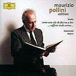 Maurizio Pollini Nono: Como una ola de fuerza y luz / Manzoni: Masse: ommagio a Edgar Varèse