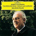 Maurizio Pollini Schumann: Davidsbündlertänze; Concert sans orchestre