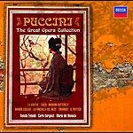 Renata Tebaldi Puccini: The Great Operas