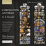 Harry Christophers Handel: Coronation Anthems