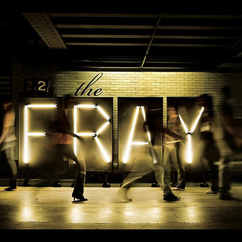 Cover Art: The Fray