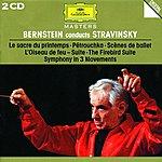 Israel Philharmonic Orchestra Bernstein conducts Stravinsky