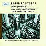 English Baroque Soloists J.S. Bach: Cantatas BWV 72, 73, 111, & 156