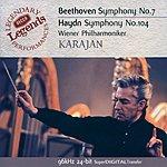Wiener Philharmoniker Beethoven: Symphony No.7 / Haydn: Symphony No.104