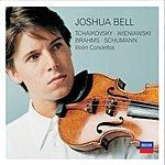 Joshua Bell Tchaikovsky/Wieniawski/Brahms/Schumann: Violin Concertos