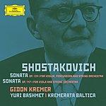 Gidon Kremer Shostakovich: Violin Sonata; Viola Sonata - Orchestrated