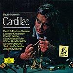 Kölner Rundfunk-Sinfonie-Orchester Hindemith: Cardillac; Mathis der Maler (Excerpts)