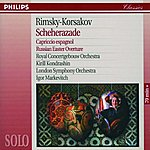 Herman Krebbers Rimsky-Korsakov: Scheherazade; Capriccio Espagnol; Russian Easter Overture