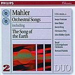 Jessye Norman Mahler: Orchestral Songs