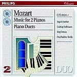 Jörg Demus Mozart: Music for 2 Pianos; Piano Duets