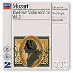 Ingrid Haebler Mozart: The Great Violin Sonatas, Vol.2