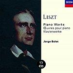 Jorge Bolet Liszt: Piano Music