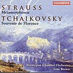 Iona Brown Tchaikovsky: Souvenir de Florence (arr. for string orchestra) /Strauss, R.: Metamorphosen