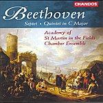 Academy Of St. Martin-In-The-Fields Chamber Ensemble Beethoven: String Quintet in C major / Septet in E flat major