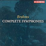Neeme Järvi Brahms: Complete Symphonies