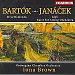 Iona Brown Bartok: Divertimento for Strings /Janacek: Idyll / Suite for String Orchestra