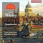 London Mozart Players Wesley: Symphonies in D major / A major / D major / E flat major / B flat major