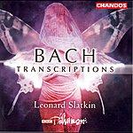 Leonard Slatkin Bach Transcriptions