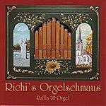 Richi Richi's Orgelschmaus - Raffin 20 Orgel