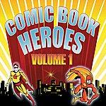 Crimson Comic Book Heroes - Vol 1