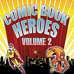 Crimson Comic Book Heroes - Vol 2