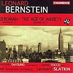 James Tocco Bernstein: Symphonies Nos. 1 and 2 / Divertimento