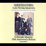 Ludwig Van Beethoven Beethoven: Late String Quartets, Colorado Quartet - 25th Anniversary Release