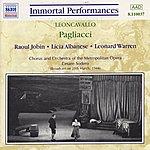 Leonard Warren Leoncavallo: Pagliacci (Jobin/Albanese / Warren)