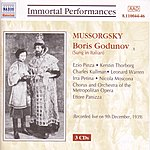 Ezio Pinza Mussorgsky: Boris Godunov (Pinza / Thorborg / Warren)