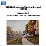 Erna Berger Verdi: Rigoletto (Warren, Berger) (1950)