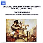 Alfred Cortot Chopin/Schumann: Piano Concertos (Cortot) (1934-1935)