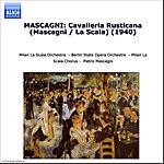 Beniamino Gigli Mascagni: Cavalleria Rusticana (Mascagni / La Scala) (1940)