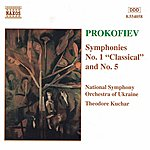 Theodore Kuchar Prokofiev: Symphony No. 1, 'Classical' / Symphony No. 5