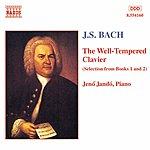 Jenő Jandó Bach, J.S.: Well-Tempered Clavier (The) (Selection)