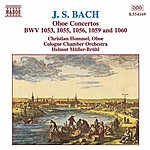 Christian Hommel Bach, J.S.: Oboe Concertos, BWV 1053, 1055, 1056, 1059, 1060