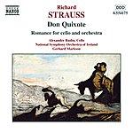 Alexander Rudin Strauss, R.: Don Quixote / Romance for Cello and Orchestra