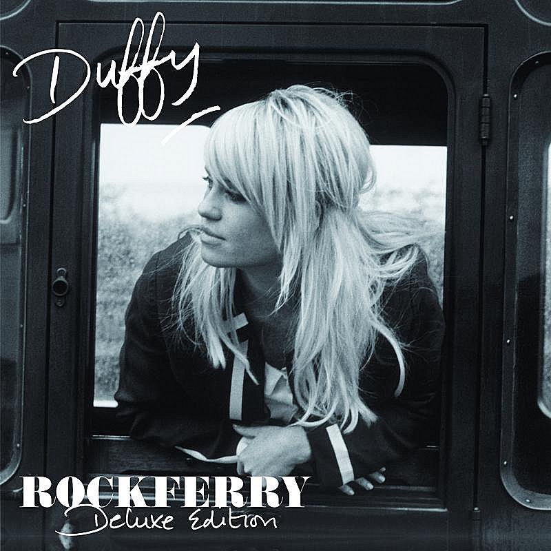 Cover Art: Rockferry (Deluxe Edition)