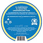 DJ Emerson Underground Funk (3-Track Maxi-Single)