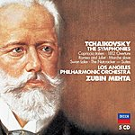 Los Angeles Philharmonic Orchestra Tchaikovsky: The Symphonies (5 CDs)