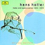 Hans Hotter Hans Hotter: Lieder and Opera Scenes, 1942-1973