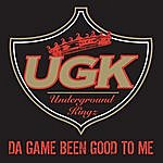 Cover Art: Da Game Been Good To Me (Single)