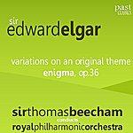 Sir Thomas Beecham Elgar: Variations On An Origianl Theme - Enigma, Op. 36