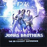 Jonas Brothers Music From The 3D Concert Experience