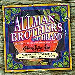 The Allman Brothers Band Live At American University