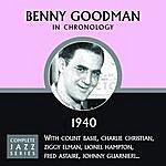 Benny Goodman Benny Goodman: Complete Jazz Series, 1940