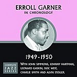 Erroll Garner Complete Jazz Series 1949 - 1950