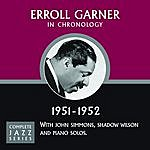 Erroll Garner Complete Jazz Series 1951 - 1952