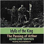 Basil Rathbone Idylis Of The King - The Passing Of Arthur