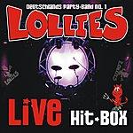 Lollies Live Hit Box